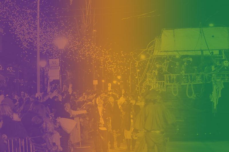 Carnegie Carnival Parade