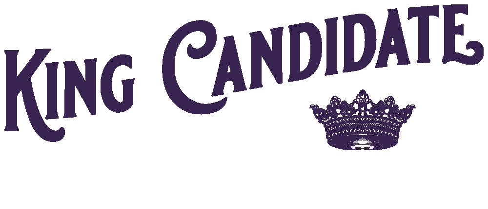 King Candidate Header