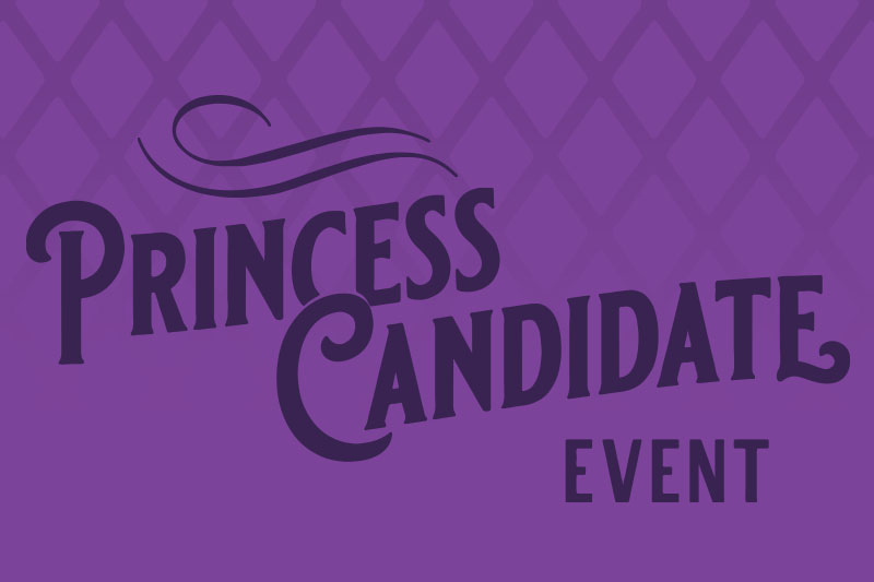 Princess Candidate Event